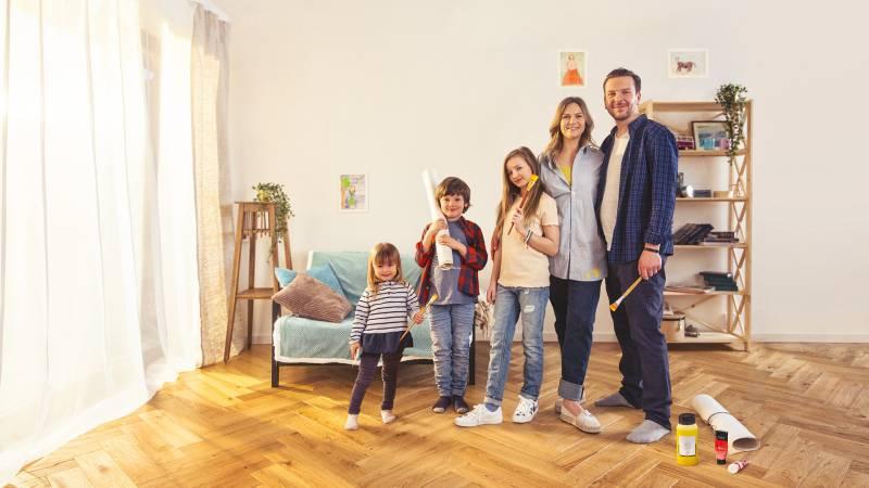 Vērtībās balstīta un saliedēta ģimene – stingrs pamats 75% Latvijas daudzbērnu ģimeņu