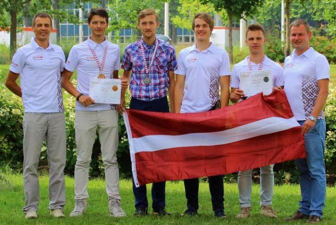 Latvijas skolēni Starptautiskajā ģeogrāfijas olimpiādē izcīnījuši medaļas