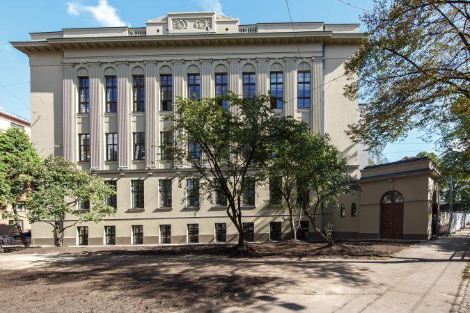 Jaunas telpas Rīgas Franču licejam