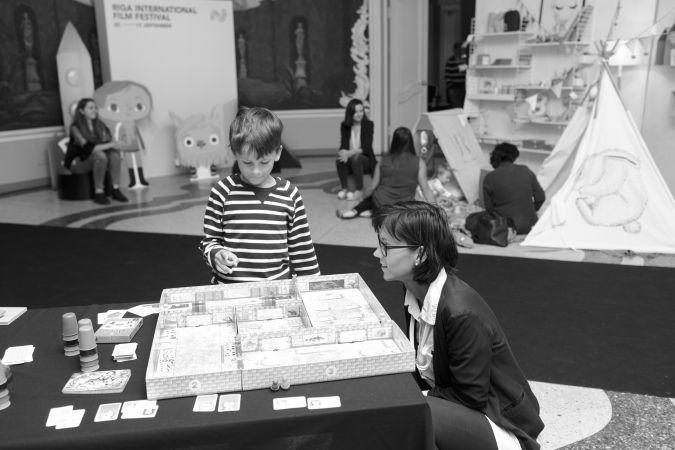 RIGA IFF aicina 7 - 13 gadus vecus interesentus pieteikties bērnu žūrijā