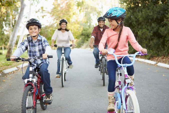 Apceļo Latviju ar velosipēdu droši