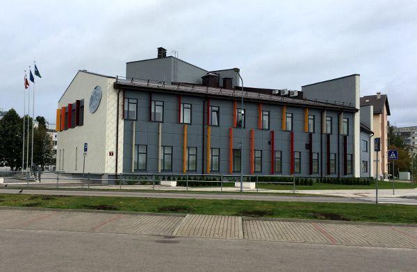 Salaspils 1. vidusskolai atjaunots skolas korpuss