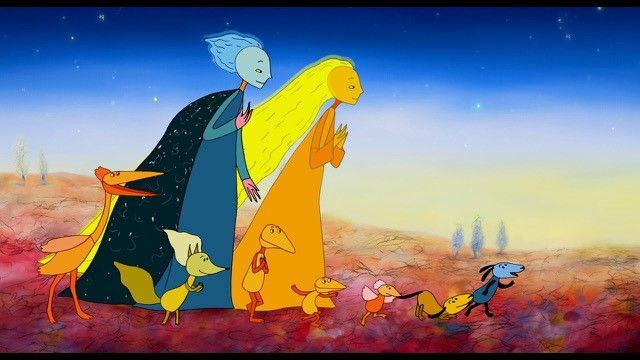 """Publiskots animācijas filmas """"Saule brauca debesīs"""" treileris"""