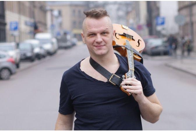 Mūziķis Juris Kaukulis: Skolotājs var būt bērna elks