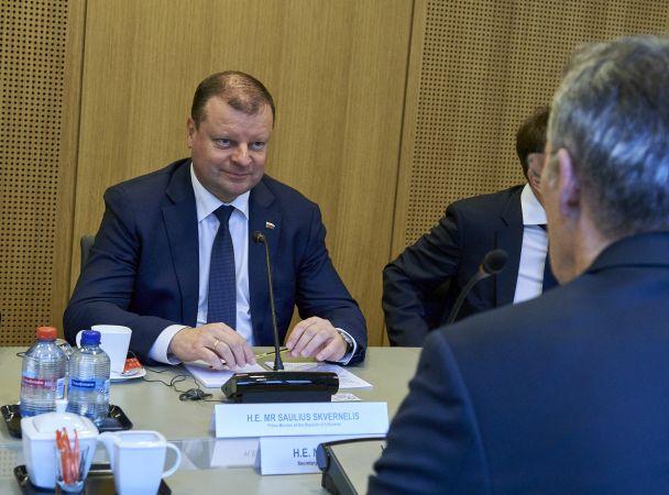 Lietuvas premjers nolēmis nomainīt kultūras, izglītības un vides ministrus