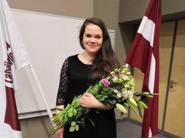 Par Latvijas Studentu apvienības prezidenti ievēl Justīni Širinu