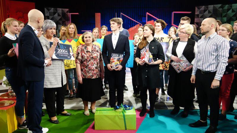 """E-klase sadarbībā ar """"Vītolu fondu"""" piešķirs 3 stipendijas 3000 eiro vērtībā"""