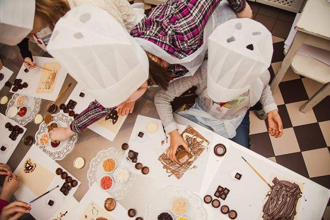 """Aicina doties ekskursijā uz """"Laimas"""" šokolādes muzeju!"""