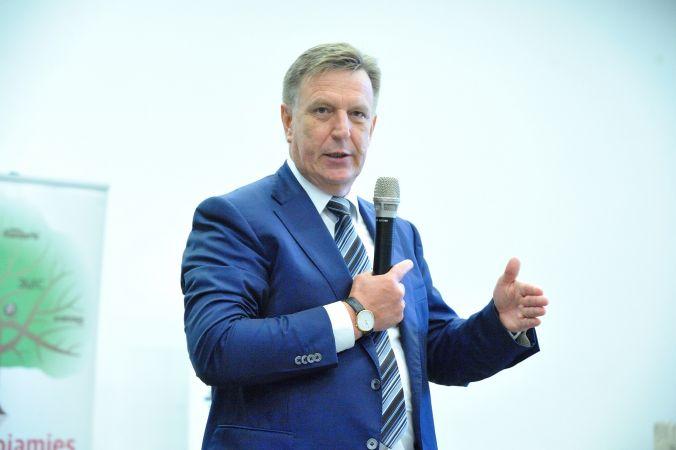 Kučinskis: Pedagogu algas jautājums būs kritērijs, kā es balsošu par 2019.gada budžetu