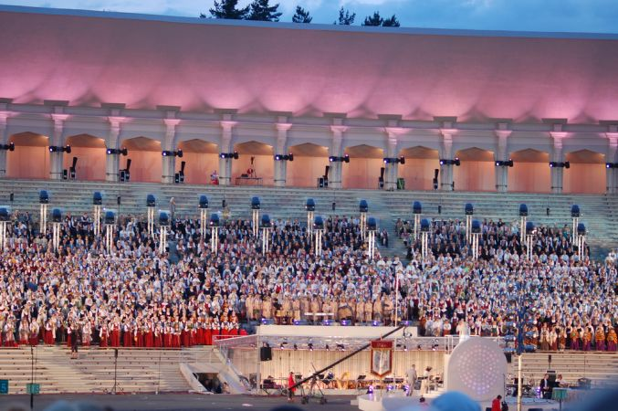 Gatavojoties Latvijas skolu jaunatnes dziesmu un deju svētkiem, sāksies koru konkursi