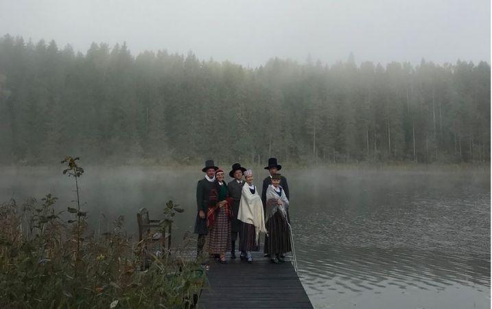 Vecpiebalgā norit pasaules latviešu ģimeņu saiets 3x3