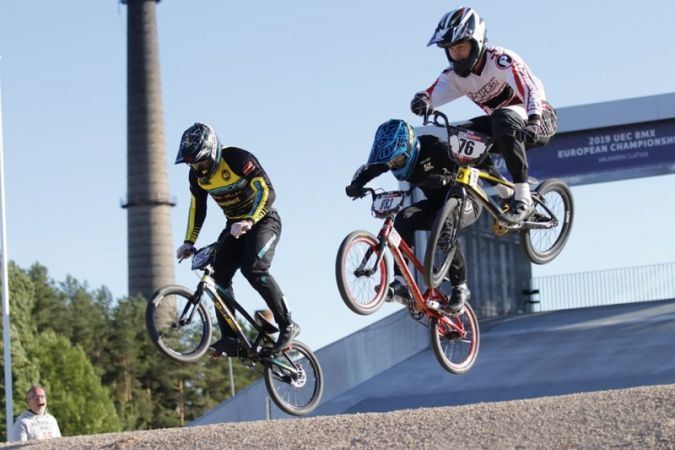 Šonedēļ Valmierā sākas BMX čempionāts