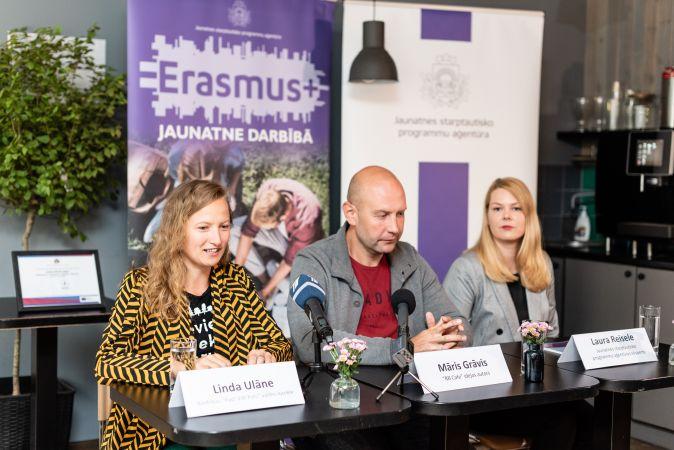 Iespējams pieteikties finansējumam jauniešu nodarbināšanai
