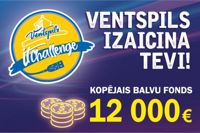 """Sākas tehnoloģiju konkurss """"Ventspils IT izaicinājums 2019"""""""