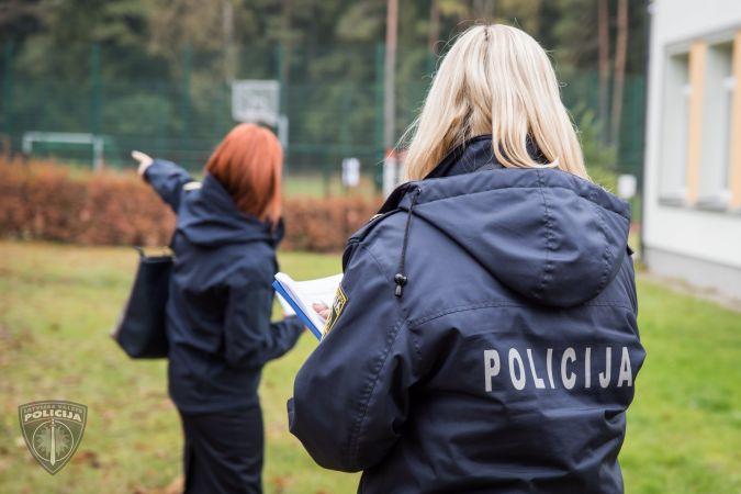 Policija šogad plāno veikt drošības novērtējumus 50 izglītības iestādēs
