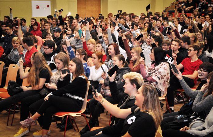 Karjeras nedēļā piedalījušies vairāk nekā 137 000 jauniešu