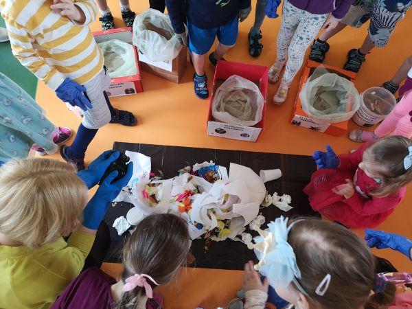 Izstrādāts atkritumu audita metodisks materiāls izglītības iestādēm