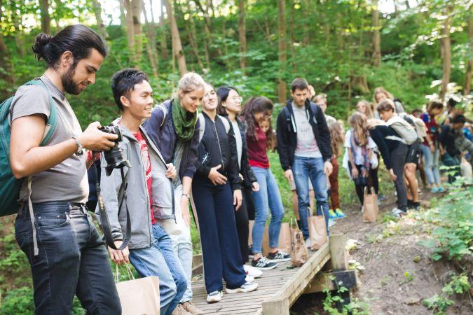 """Studentus un jaunos profesionāļus aicina piedalīties pasaulē lielākajā klimata inovāciju vasaras skolā """"Journey"""""""