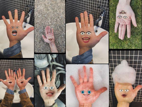Ar līksmu roku mazgāšanas dziesmu sevi piesaka apvienība Bubble Boyz