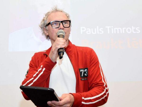Pauls Timrots vieslekcijā atklās līdz šim nedzirdētus faktus par vietām Latvijā