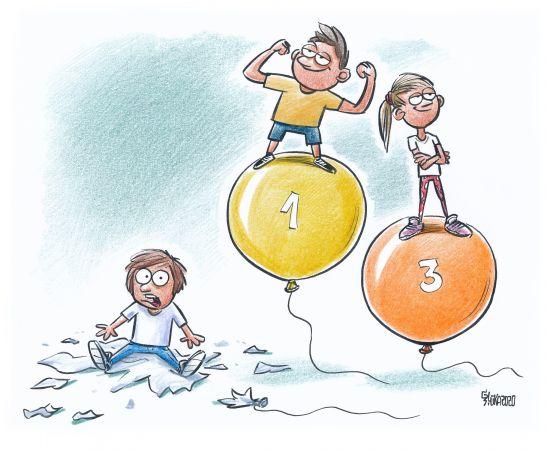Kā neiekrist konkurences lamatās