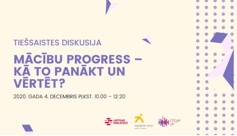 """Izglītības projekta STEaMup.lv iniciatori VAS """"Latvijas dzelzceļš"""" rīkos tiešsaistes diskusiju par pašreizējiem izaicinājumiem izglītībā un atgriezeniskās saites nozīmi"""