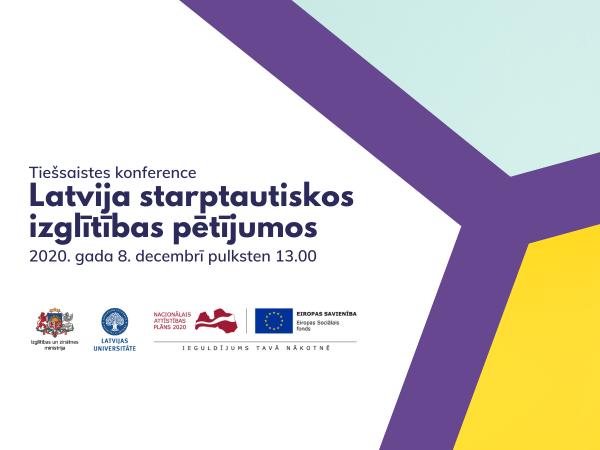 Tiešsaistes konferencē iepazīs skolēnu sasniegumus starptautiskos pētījumos