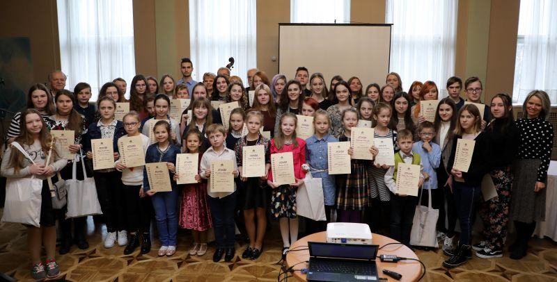 """Latvijas Radio skan skolēnu domrakstu lasījumi """"Izstāsti man savu sapni"""""""