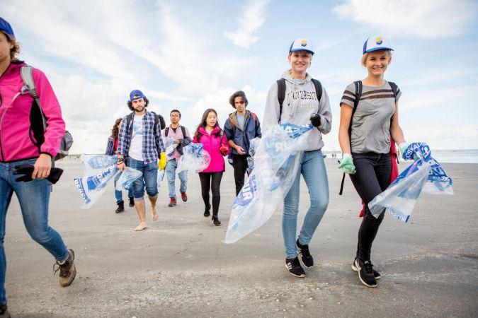 Par globālo vides jautājumu risināšanu iestājas 91% aptaujāto jauniešu Latvijā