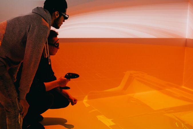 Valmieras tehnikums 3D virtuālajā alā radījis Saules sistēmu