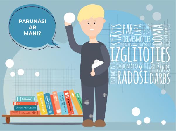 Cibiņš ir dzīvs. Pirmais latviešu literatūras virtuālais asistents ir klāt!