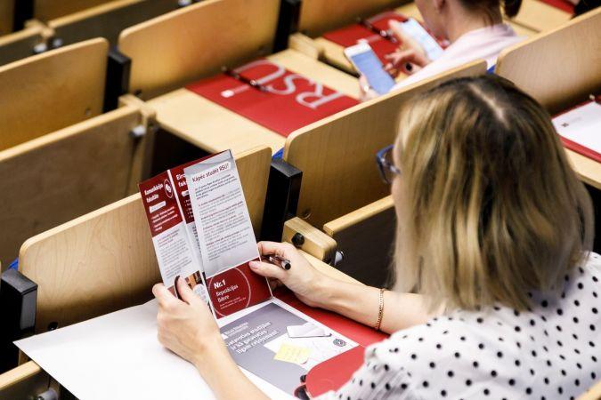 RSU aicina skolu pedagogus uz ikrudens pilnveides lekcijām