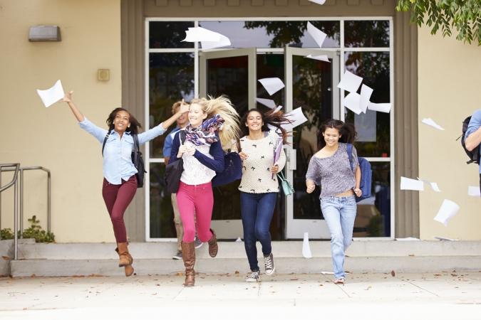 Lielākā daļa skolēnu dodas pavasara brīvlaikā
