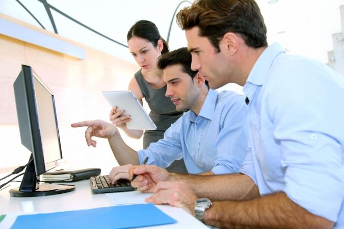 Studenti risinās uzņēmumu problēmas