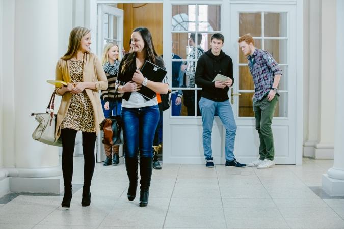Iegūsti budžeta vietu universitātē Atvērto durvju dienās