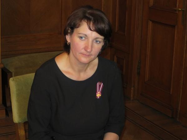 Izglītības un zinātnes ministre neizslēdz demisijas iespēju