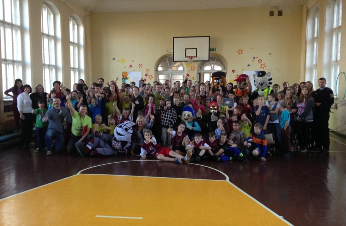 Atvērto durvju diena Rīgas Jāņa Poruka vidusskolā 27.aprīlī