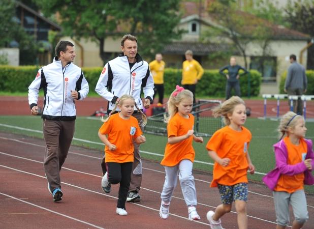 Siguldā atklāta Latvijā pirmā sporta klase