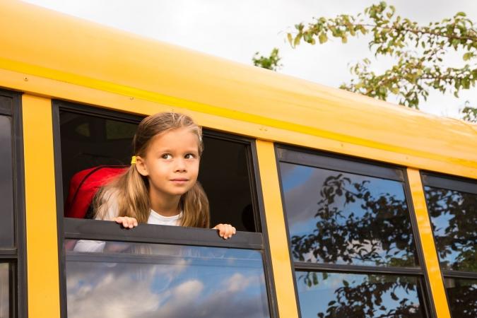 Bezmaksas skolas autobusi - tikai līdz tuvākajai skolai