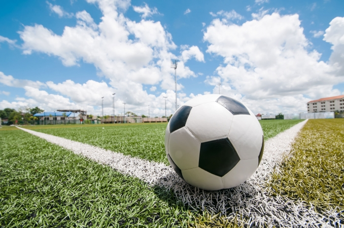 Svinīgi atklāta Rīgas Futbola akadēmija