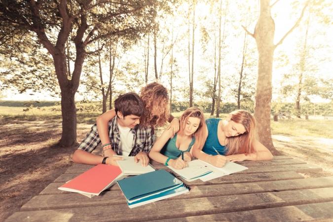 Skolēni labprāt mācās arī brīvlaikā