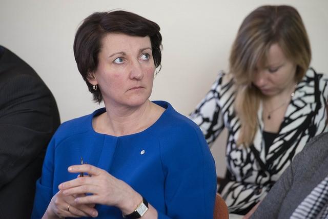 LIZDA neatbalsta Mārīti Seili ministra amata atkārtotai ieņemšanai