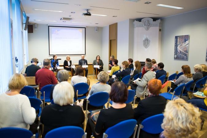 Eksperti diskutē par karjeras izglītības problēmām