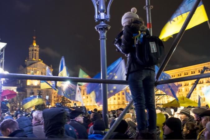 Krimā studentus vajā himnas dziedāšanas dēļ