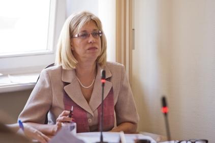 Ina Druviete savu kandidatūru ministra amatam nevirzīs