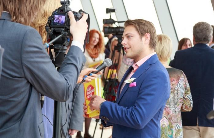 Iedvesma jauniešiem: Latvijā iespējams sasniegt izcilus panākums