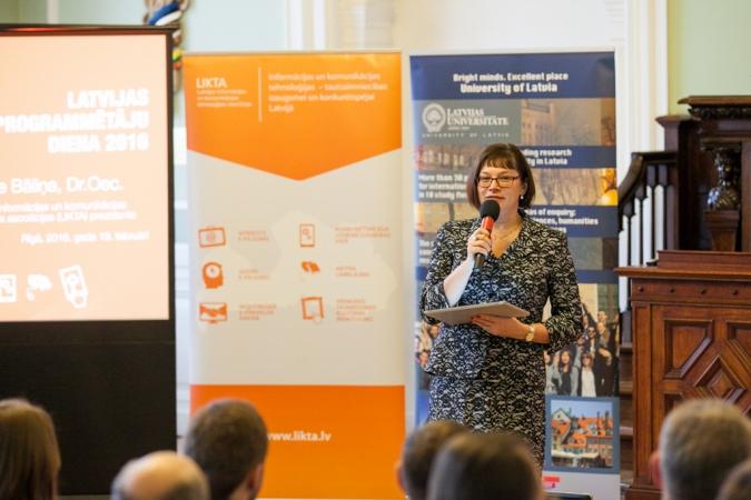 Latvijas Programmētāju dienas konferencē uzsver IKT izglītības nozīmi