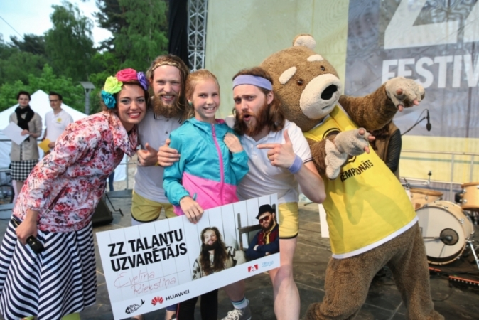 """Startē Baltijas bērnu un jauniešu talantu konkurss """"ZZ Talanti"""""""