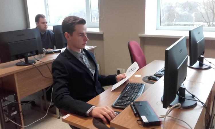 Noskaidroti labākie jaunie profesionāļi datorsistēmu tehniķa profesijā