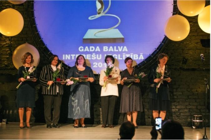 Rīgas Gada balvu interešu izglītībā saņēmuši 23 cilvēki